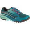 Merrell W's All Out Charge Shoes Algiers Blue/Adventurine
